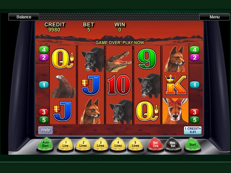 Big Red Slot