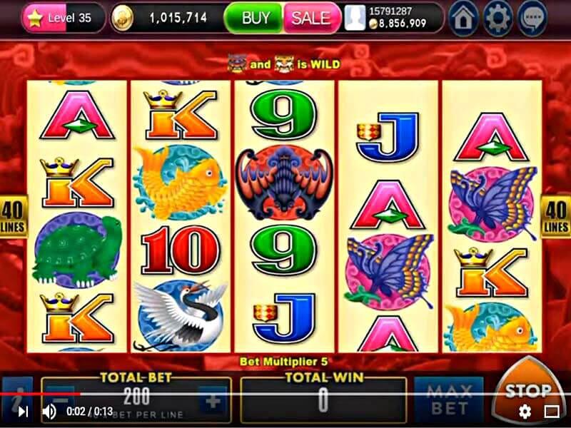 Fafafa Slot Machine Review