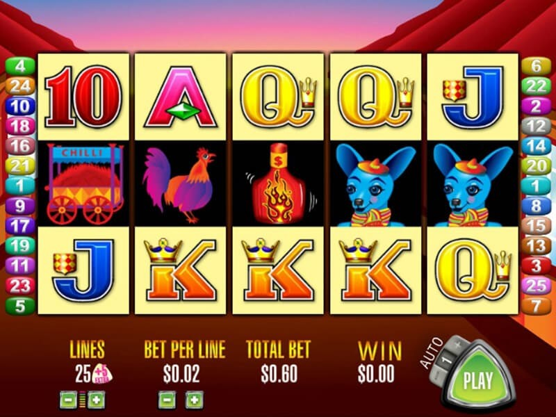 Sizzling Scorpions slot review